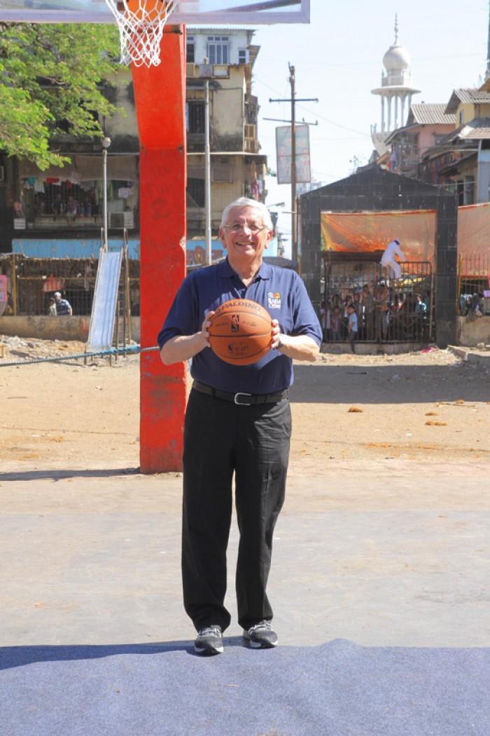 OWN A NBA STREET BALL TEAM